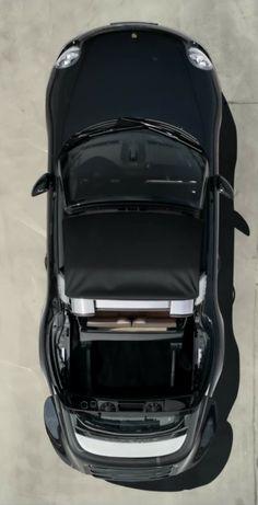 The Brand New Porsche Targa (2013)