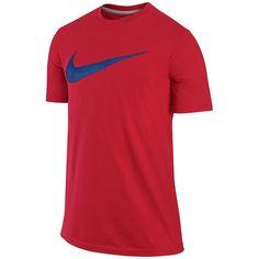 Men's Nike Swoosh Logo Tee, Size: