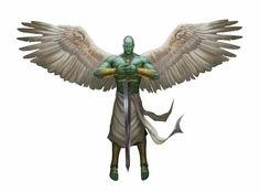 Angel, Planetar - Pathfinder PFRPG DND D&D d20 fantasy