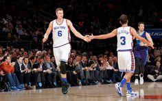 Kristaps Porzingis Stuns The Garden Crowd In New York Knicks Victory