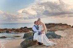 Beach Wedding photo idea