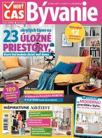 Mám veľmi rada tento časopis! Tolko skvelých napadov o bývaní! :)  http://istanok.cas.sk/ringier-predplatne/novy-cas-byvanie.html