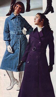 Spiegel 71 fw blue purple coats   by jsbuttons