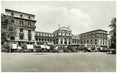 Postcard Of Grand Continental Hotel - Cairo In 1930.
