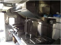 1000 images about food truck design interiors on for Food truck interior design