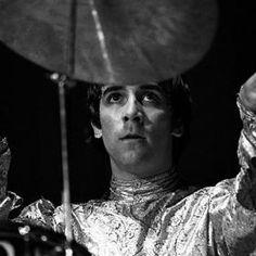 Londres quiso contratar al batería muerto de los Who