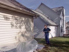 How To Clean Vinyl Siding What To Use To Clean Vinyl