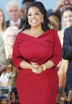 """Oprah Winfrey """"We can't become what we need to be by remaining what we are."""""""