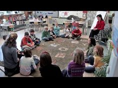 [Video] Watch how this teacher uses responsive classroom techniques to get students focused and ready for learning.