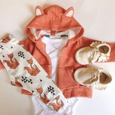 Fox Sweat Suit