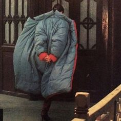 Norma Kamali's sleeping bag coat, British Vogue, October 1979 Photography by Alex Chaterlain