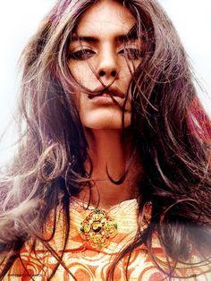 Lakshmi Menon Vogue India