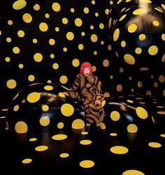 """Яёи Кусама - художница """"в горошек"""". Обсуждение на LiveInternet - Российский Сервис Онлайн-Дневников"""