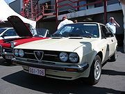 2nd car - Alfa Sud Sprint