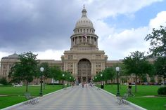 Austin, Texas - State Capitol Building (no I did not live in this)