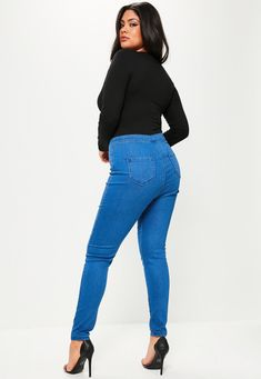 9c1d9209563 Tips for selecting high waist jeans