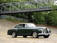 H.J. Mulliner Bentley S2 Continental 1959-1962