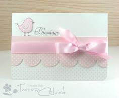 """Blessings 1; would make a cute baby card too, with a baby sitting up on the """"ledge."""""""