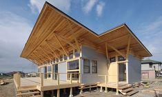 設計士・川端眞さん(川端建築計画):小さな石場建ての家 | 職人がつくる木の家ネット - Part 3