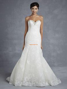 Hall Glittra & Skin Bärlbroderi Bröllopsklänningar 2015