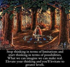 Think in terms of possibilities. Usui Reiki, Relaxation Pour Dormir, Lao Tzu Quotes, Stop Thinking, Stress, Meditation Music, Spiritual Meditation, Spiritual Awakening, Awakening Quotes