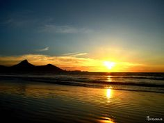 Sunset, Table Bay from Milnerton Beach, Cape Town, South Africa, (c) Florescence Chasing The Sun, Cape Town, South Africa, Sunrise, Beautiful Places, Scenery, Sky, Live, Colors