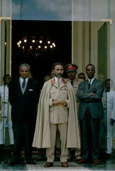 His Majesty Haile Selassie