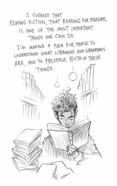 Page two of Neil Gaiman and Chris Riddell's book Art Matters. ART MATTERS by Neil Gaiman, illustrated by Chris Riddell is published by Headline on September Reading Quotes, Writing Quotes, Writing A Book, Book Quotes, Nerd Quotes, Career Quotes, Writing Tips, Success Quotes, I Love Books