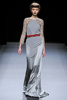 Jenny Packham Fall 2012 Ready-to-Wear