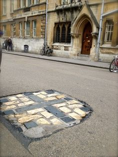 On this day in 1555, Bishops Hugh Latimer and Nicholas Ridley were burnt at the stake in Oxford, after being convicted of heresy. The site of their execution is marked by a cross in the middle of Broad Street. This was also the site of the execution of Thomas Cranmer, who was burnt at the stake the following year. The three men are known as the 'Oxford Martyrs'.