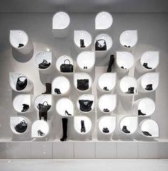Shoe & Bag display
