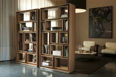 first bookcase-PORADA ARREDI SRL