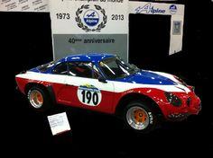 Renault Alpine. #legend