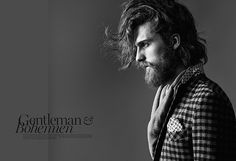 https://flic.kr/p/gw7X1q | Gentleman & Bohemien #01 | Brief extravagant lives, perpetually on the edge, but lighted by the fire of art and the false hopes of breaking free from society constrictions. Musicians, writers, painters, models. These were the main characters of an alternative lifestyle, made notorious in the 1850s by the writer Henri Murger. A cliché that from that moment will always be associated with Western culture.