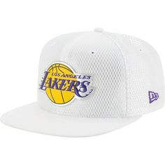 New Era Men s Los Angeles Lakers On-Court 9Fifty Adjustable Snapback Hat d14709f26b18