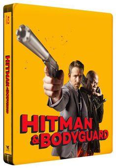 Nouveau concours: #HITMANAndTHEBODYGUARD 1 Blu-Ray Steelbook + 2 DVD à gagner