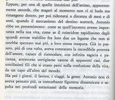 Dino Buzzati, Un amore.