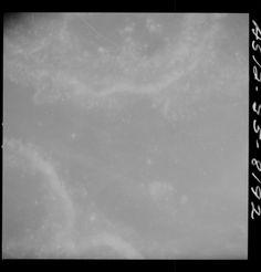 Apollo 12 Hasselblad image from film magazine 55/EE - Orbital, Trans-Earth Coast
