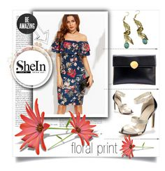 """SheIn V-10"" by melisa-hasic ❤ liked on Polyvore"