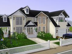 Traditional Villa is family Villa with 2 floors. Found in TSR Category 'Sims 3 Residential Lots' Traditional Villa is family Villa with 2 floors. Found in TSR Category 'Sims 3 Residential Lots' Sims 4 Family House, Sims 4 Modern House, Sims 2 House, Sims 4 House Plans, Sims 4 House Building, Sims 4 House Design, Dream House Plans, Family House Plans, Casas The Sims Freeplay