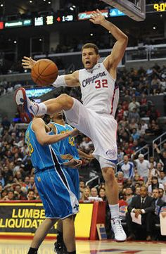 Blake Griffin-----Clippers