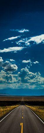 The loneliest Road in America  www.verycoolphotoblog.com