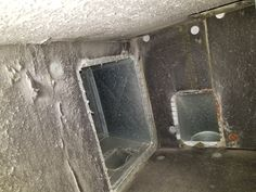 Duct Cleaning, Commercial, Projects, Tile Projects