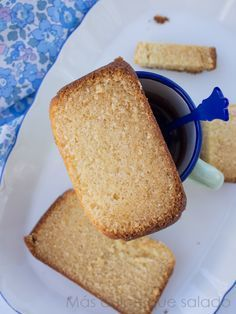 Más dulce que salado: Sobao Pasiego en panificadora