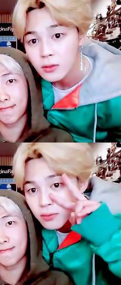 Jimin ♡ | [V LIVE] RM live!