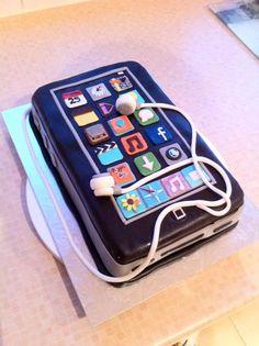 iPod Cake                                                                                                                                                                                 More