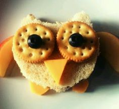 {Back to School} Lunches - adorable owls!