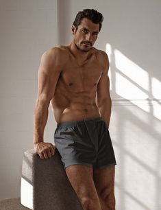 David Gandy for Autograph.no, if you put these boxers on, you will NOT become David Gandy but click the pic to purchase the underwear and accessories DJG designed for Autograph exclusively for Marks & Spencer Models Men, Spencer, David James Gandy, David Gandy Body, Hommes Sexy, Men's Underwear, Underwear Brands, Perfect Man, Slip