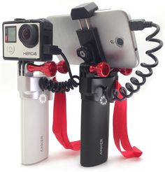 FATBAT 2. Premium external battery + power handle. by QUBA.PRO — Kickstarter