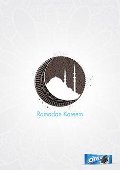 Oreo Ramadan project on Behance
